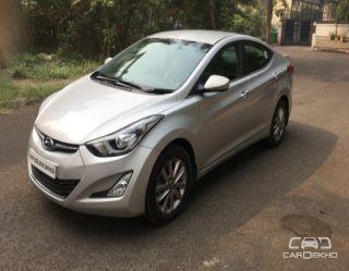 2015 Hyundai Elantra SX