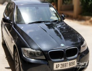 2012 BMW 3 Series 320d Corporate Edition