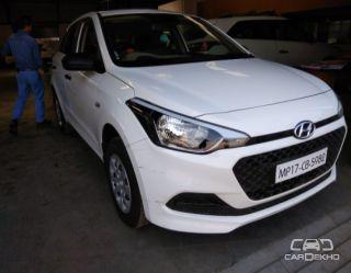 2017 Hyundai i20 Era 1.2