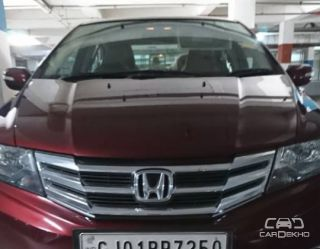2013 Honda City 1.5 V AT Sunroof