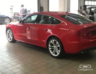 2017 Audi S5 3.0 TFSIq Tiptronic