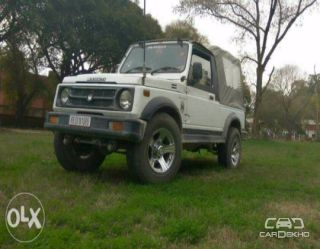 2004 Maruti Gypsy King Hard Top BSII