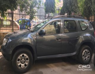 2013 Renault Duster 85PS Diesel RxL Option