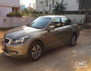 2008 Honda Accord 2.4 A/T