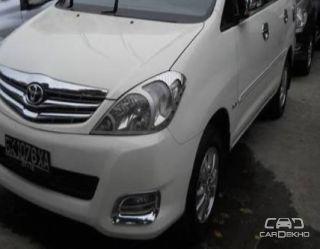 2009 Toyota Innova 2.5 G4 Diesel 8-seater
