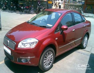 2010 Fiat Linea T Jet Emotion