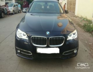 2015 BMW 5 Series 2013-2017 520d Luxury Line
