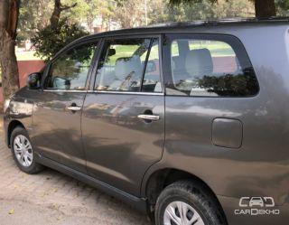 2012 Toyota Innova 2.5 EV (Diesel) MS 7 Seater BS IV