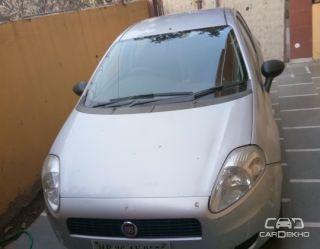 2009 Fiat Grande Punto Active
