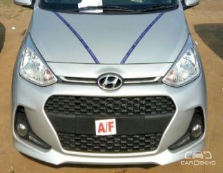 2017 Hyundai Grand i10 Sportz