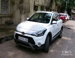 2017 Hyundai i20 Active 1.4 SX with AVN