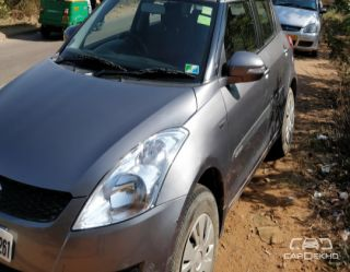 2012 Maruti Swift VXI