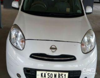 2011 Nissan Micra dCi XL