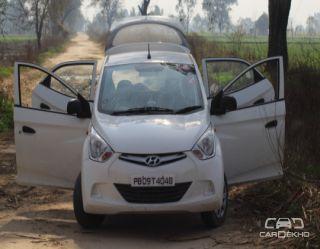 2013 Hyundai EON Magna Optional