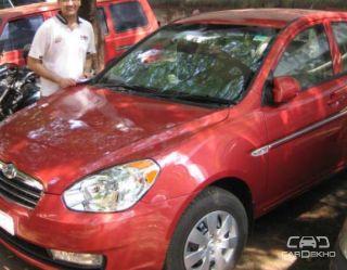 2009 Hyundai Verna XXi (Petrol)