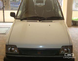 2000 Maruti 800 DX 5 Speed