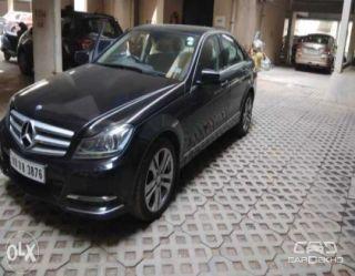 2014 Mercedes-Benz C-Class C 220 CDI Elegance AT