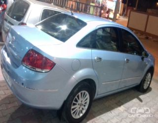 2010 Fiat Linea Emotion Pack (Diesel)