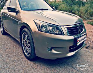2008 Honda Accord 2.4 Inspire M/T