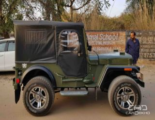 1997 Mahindra Jeep Classic