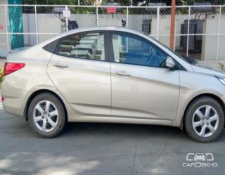 2012 Hyundai Verna 1.6 VTVT