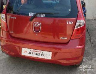 2011 Hyundai i10 Sportz