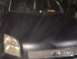 2005 Ford Fusion 1.6 Duratec Petrol