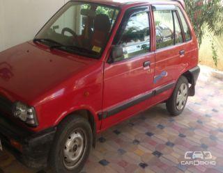 2008 Maruti 800 AC BSIII