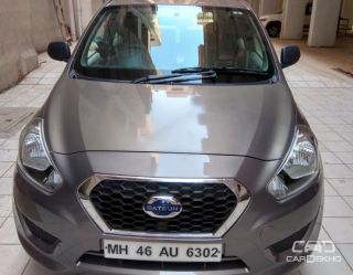 2016 Datsun GO Plus T Option