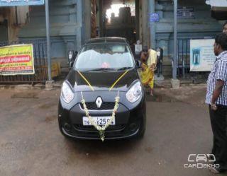 2012 Renault Pulse RxL Optional