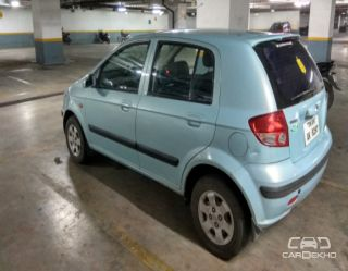 2005 Hyundai Getz GLS