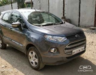 2017 Ford EcoSport 1.5 Ti VCT MT Trend