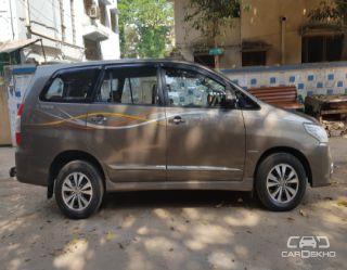 2015 Toyota Innova 2.5 VX (Diesel) 8 Seater