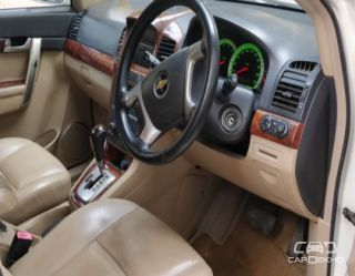 2010 Chevrolet Captiva LTZ VCDi