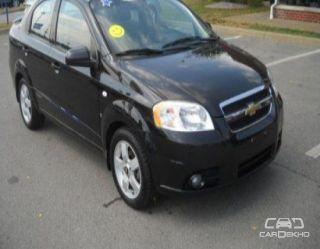 2007 Chevrolet Aveo 1.6 LT