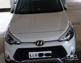 2015 Hyundai i20 Active 1.4 SX with AVN