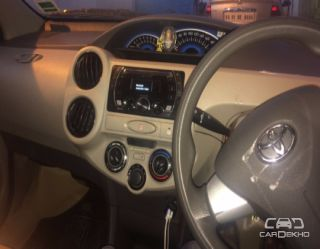 2016 Toyota Etios VD