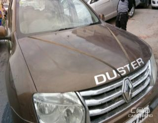 2014 Renault Duster 85PS Diesel RxL Optional