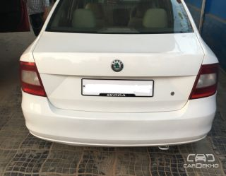 2011 Skoda Rapid Ultima 1.6 MPI AT Elegance