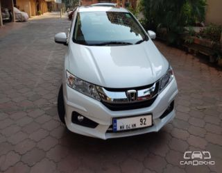 2016 Honda City i DTec VX Option