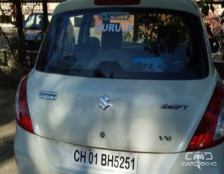 2016 Maruti Swift VXI BSIV