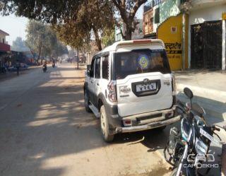2015 Mahindra Scorpio S4 9 Seater