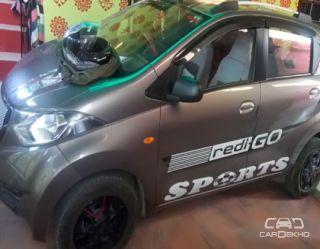 2017 Datsun Redi GO Sport