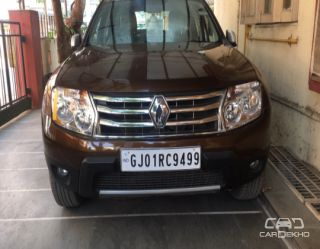 2013 Renault Duster 110PS Diesel RXZ Optional with Nav