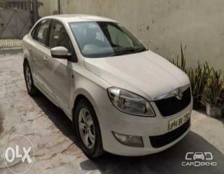 2012 Skoda Rapid Ultima 1.6 MPI AT Elegance