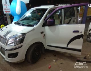 2014 Maruti Wagon R AMT VXI