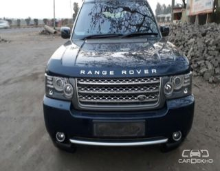 2011 Land Rover Range Rover 2010-2012 5.0 Supercharged V8 Petrol