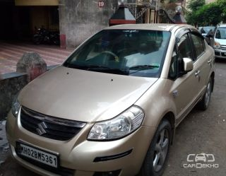 2009 Maruti SX4 ZXI MT BSIV Leather