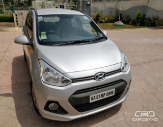 2016 Hyundai Grand i10 Asta Option AT