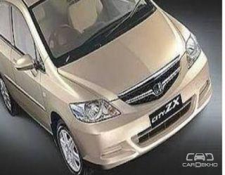2007 Honda City ZX CVT